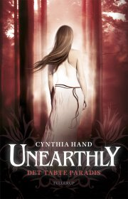 unearthly #2: det tabte paradis - bog