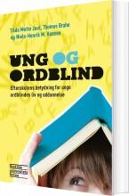 ung og ordblind - bog