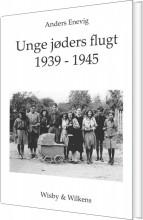 unge jøders flugt 1939-1945 - bog