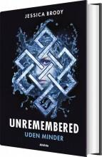 unremembered 1: uden minder - bog