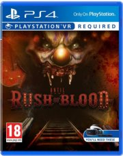 until dawn: rush of blood (vr) - PS4
