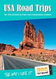 usa road trips - bog
