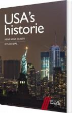 usa's historie - bog