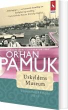 uskyldens museum - bog