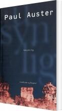usynlig - bog