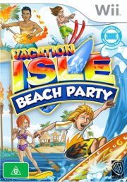 vacation isle: beach party - wii