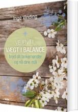 vejen til vægt i balance - bog
