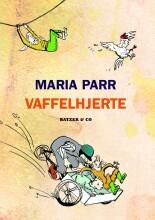 vaffelhjerte - bog