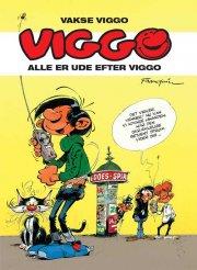 vakse viggo: alle er ude efter viggo - bog
