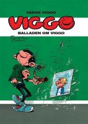 vakse viggo: balladen om viggo - bog