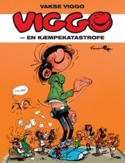 vakse viggo - en kæmpekatastrofe - bog