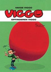 vakse viggo: opfinderen viggo - bog