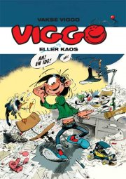 vakse viggo: viggo og/eller kaos - bog