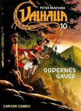 valhalla 10: gudernes gaver - bog