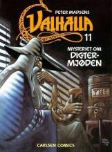valhalla 11: mysteriet om digtermjøden - bog