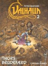 valhalla 2: thors brudefærd - bog