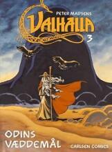 valhalla 3: odins væddemål - bog
