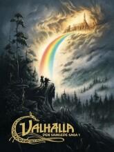 valhalla - den samlede saga 1 - bog