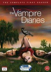the vampire diaries - sæson 1 - DVD