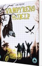 vampyrens hjælp - bog