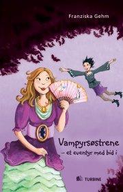 vampyrsøstrene - et eventyr med bid i - bog