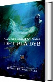vandflammens saga 1: det blå dyb - bog
