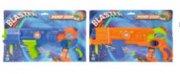 vandpistol / vandgevær m/pumpe - blå/orange - Udendørs Leg