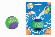 vand hoppebold - 6 cm - grøn/lilla - Udendørs Leg