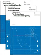vandinstallationer - samlet - bog