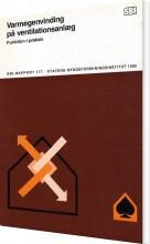 varmegenvinding på ventilationsanlæg - bog