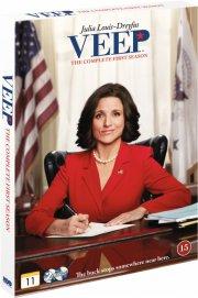 veep - sæson 1 - DVD