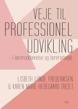 veje til professionel udvikling - bog