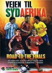vejen til sydafrika - de 32 holds vej til fodbold-vm - DVD