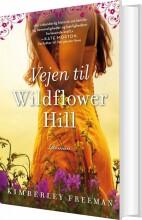 vejen til wildflower hill - bog