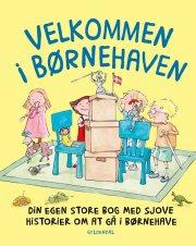 velkommen i børnehaven - bog