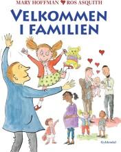 velkommen i familien - bog