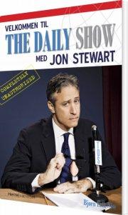velkommen til the daily show med jon stewart - bog