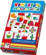 vendespil med søde motiver - brætspil - Brætspil
