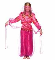 mavedanser kostume - veneziano - 7 år - Udklædning