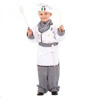 kokke kostume - veneziano - 5 år - Udklædning