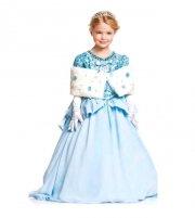 askepot prinsesse kostume - veneziano - 4 år - Udklædning