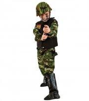 soldat kostume - veneziano - 5 år - Udklædning