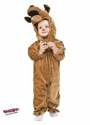 hunde kostume - veneziano - 3 år - Udklædning