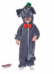 elefant kostume - veneziano - 3 år - Udklædning