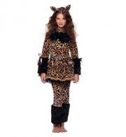 leopard kostume - veneziano - 4 år - Udklædning
