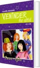 veninder for altid 7. tøse-sjov - bog
