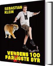 verdens 100 farligste dyr - bog