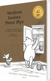verdens bedste peter plys - bog
