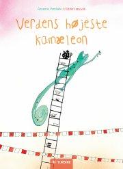 verdens højeste kamæleon - bog