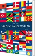 verdens lande og flag - bog